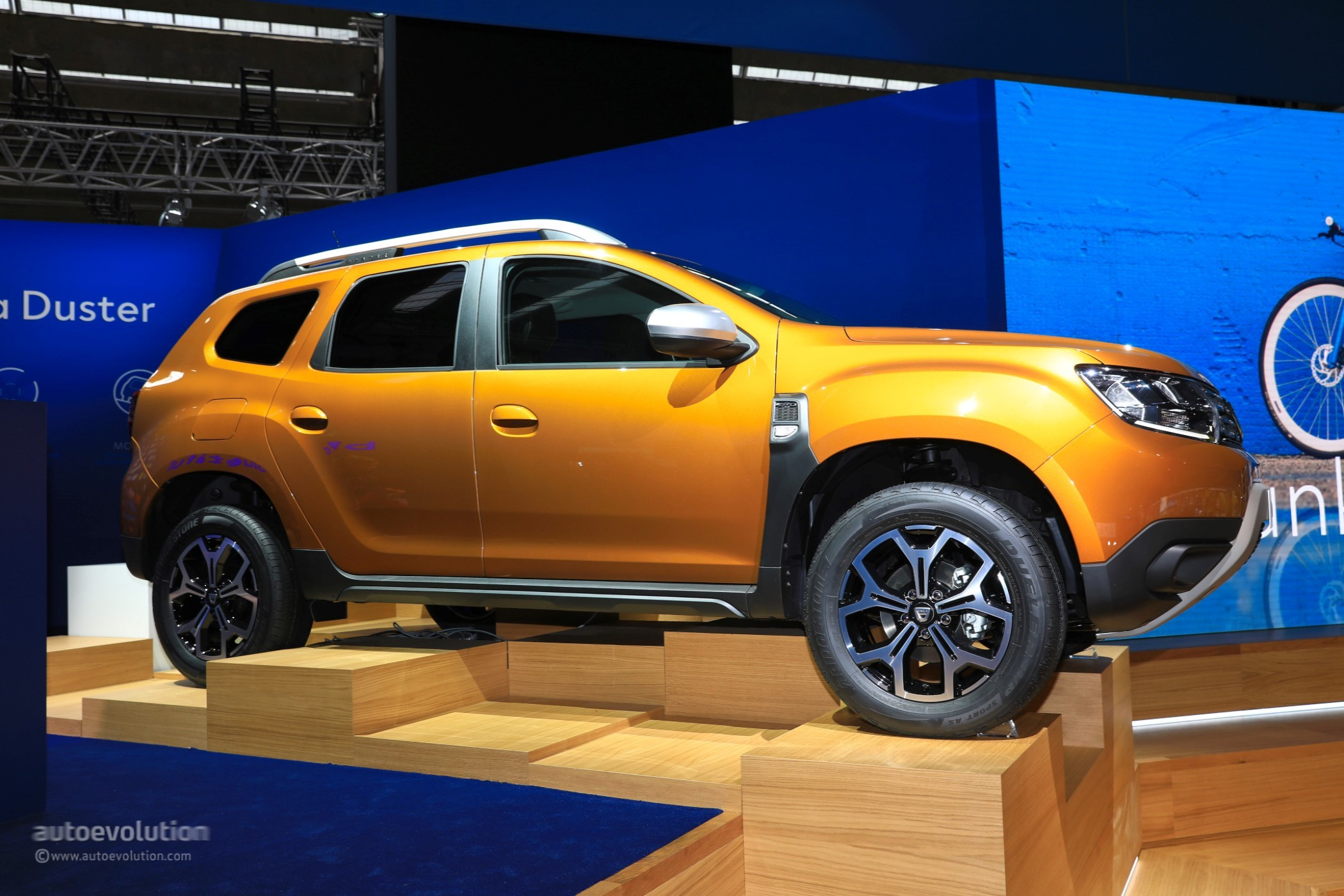 2017 dacia duster pickup rendering looks like the small. Black Bedroom Furniture Sets. Home Design Ideas