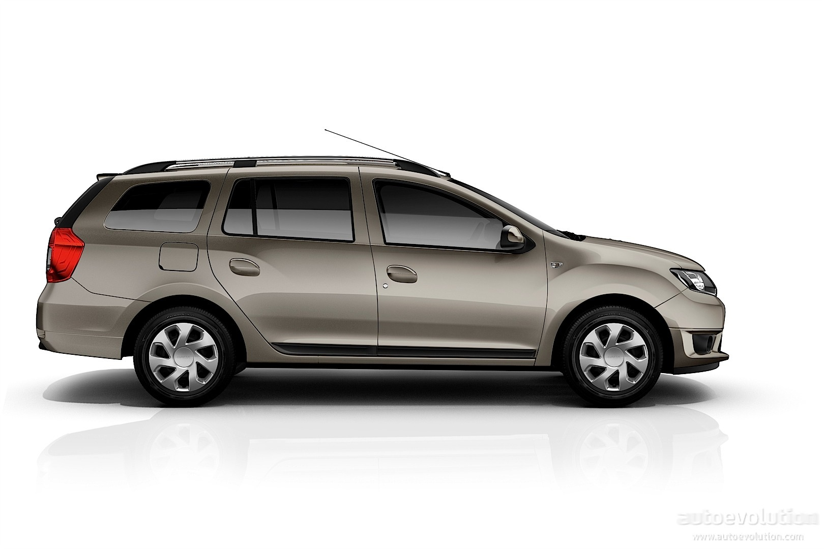new dacia logan mcv is the perfect budget estate autoevolution. Black Bedroom Furniture Sets. Home Design Ideas