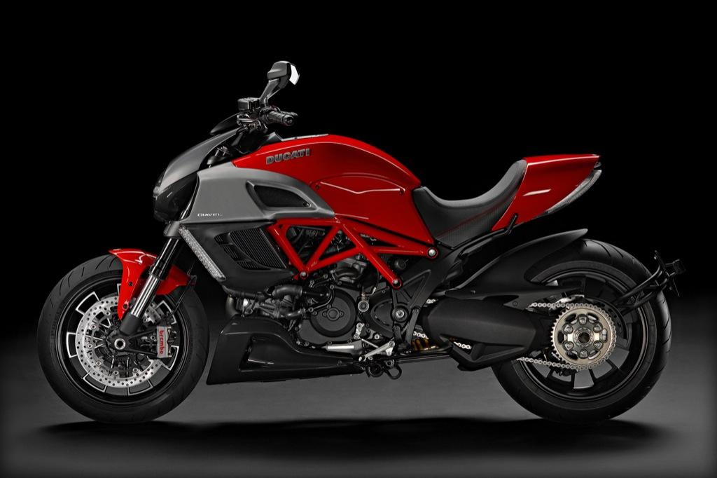 New Ducati Diavel Images And Full Specs Released Gallery