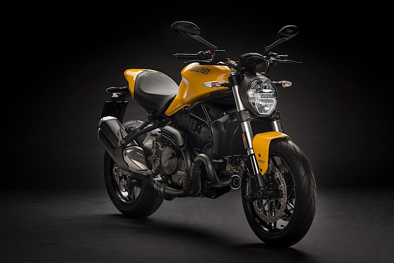 Ducati Monster Negro Mate