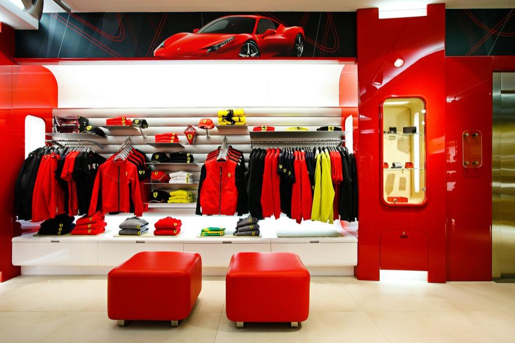 New Ferrari Store Opens in Athens - autoevolution a9c1f1fc4