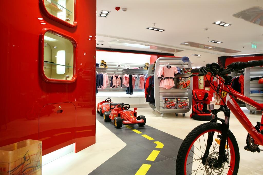 New Ferrari Store Opens in Athens - autoevolution d09b94bdbe
