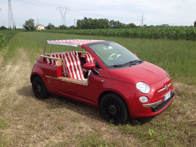 New Fiat 500 Jolly Is Not Exactly Cheap But It S