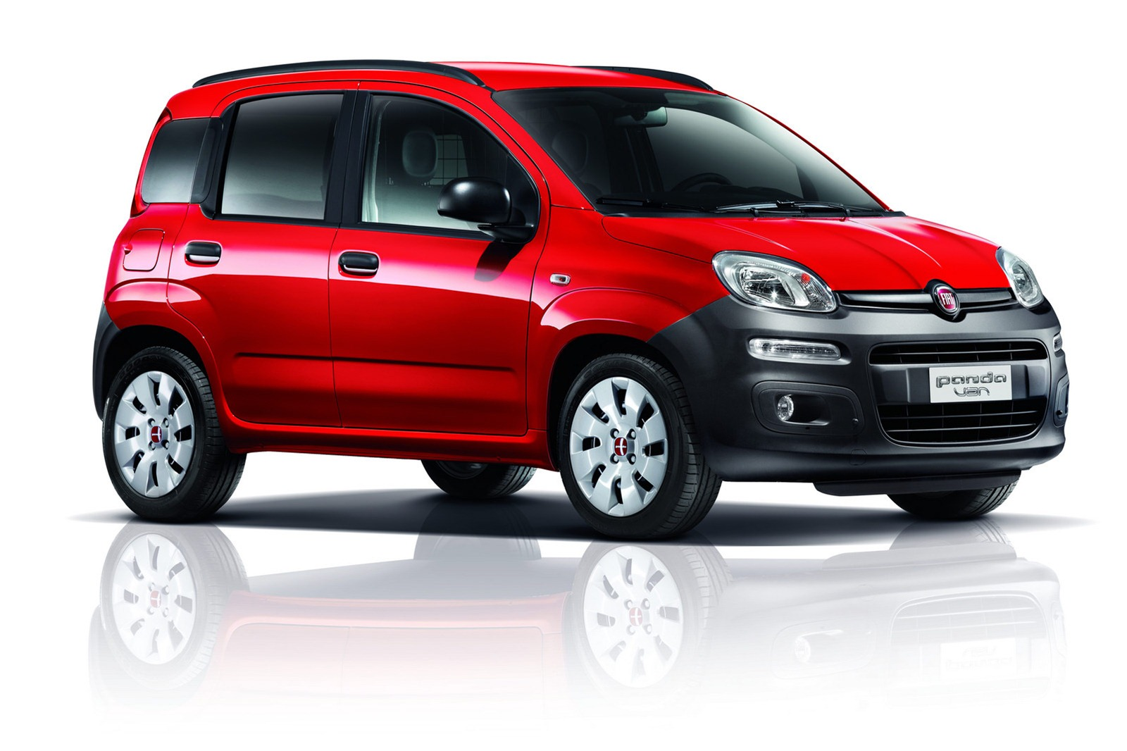 new fiat panda van released autoevolution. Black Bedroom Furniture Sets. Home Design Ideas