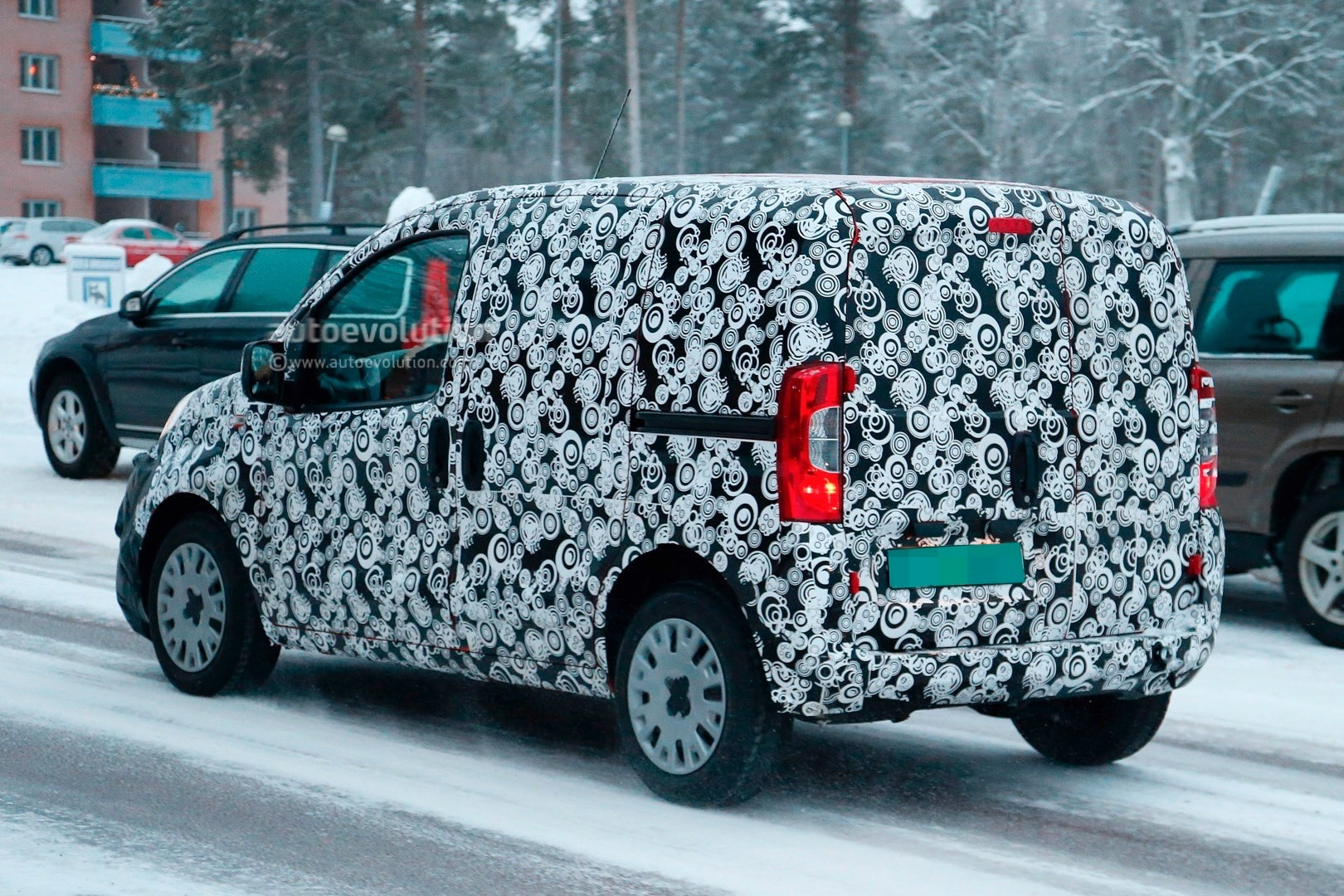 New Fiat Qubo Fiorino Facelift Might Cross The Atlantic