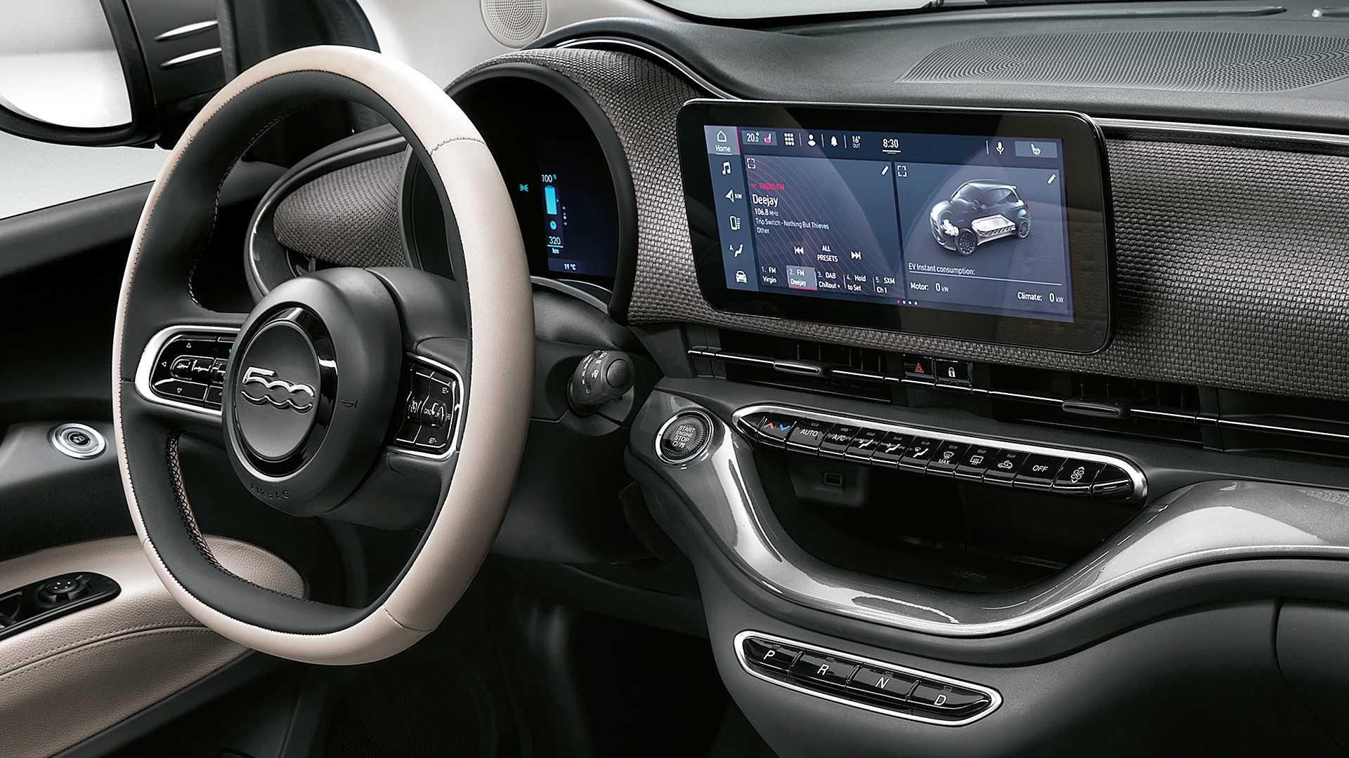 2021 Fiat 500X Specs