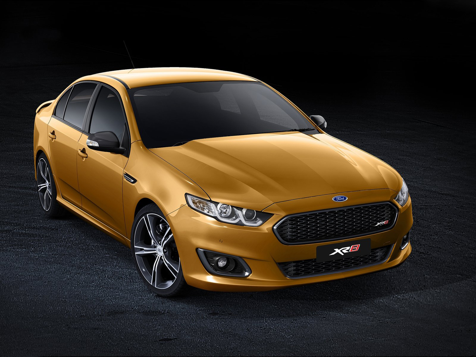 New Ford Falcon XR8 Revealed Down Under - autoevolution