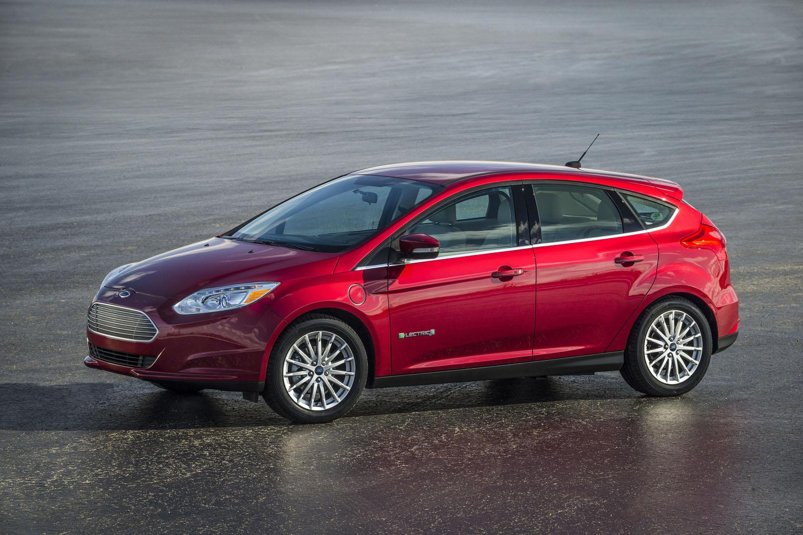 New Ford Focus Electric Confirmed To Be 6 000 Cheaper