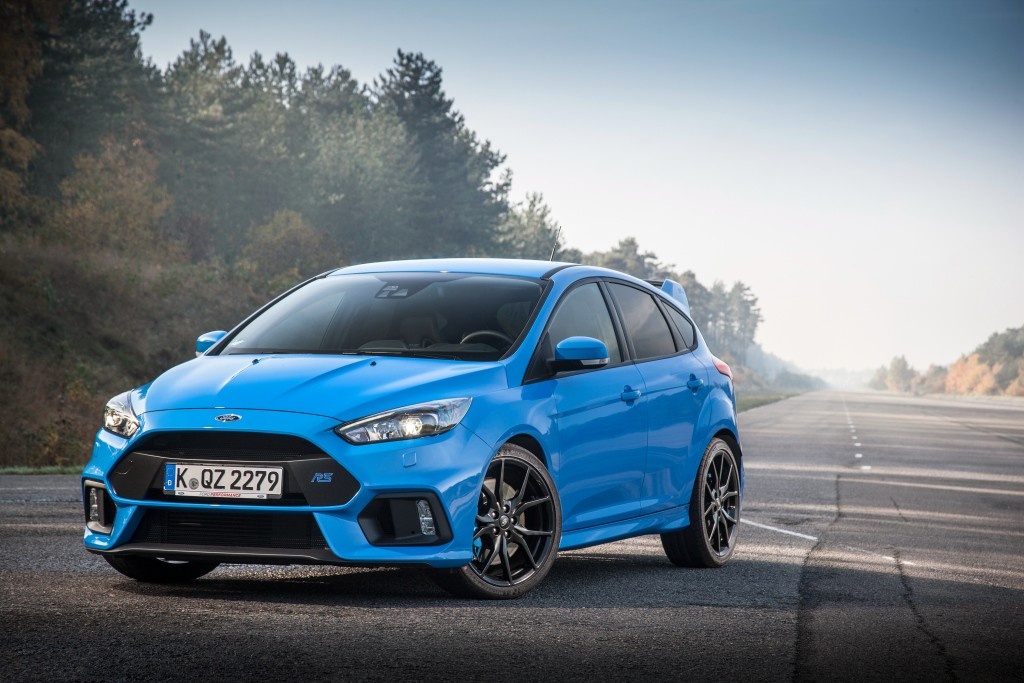 new ford focus rs rumored to arrive in 2020 with 400 ps mild hybrid powertrain autoevolution. Black Bedroom Furniture Sets. Home Design Ideas