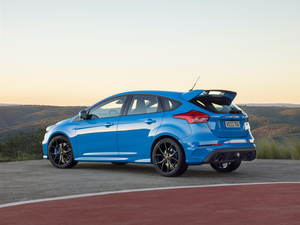 new ford focus rs rumored to arrive in 2020 with 400 ps. Black Bedroom Furniture Sets. Home Design Ideas