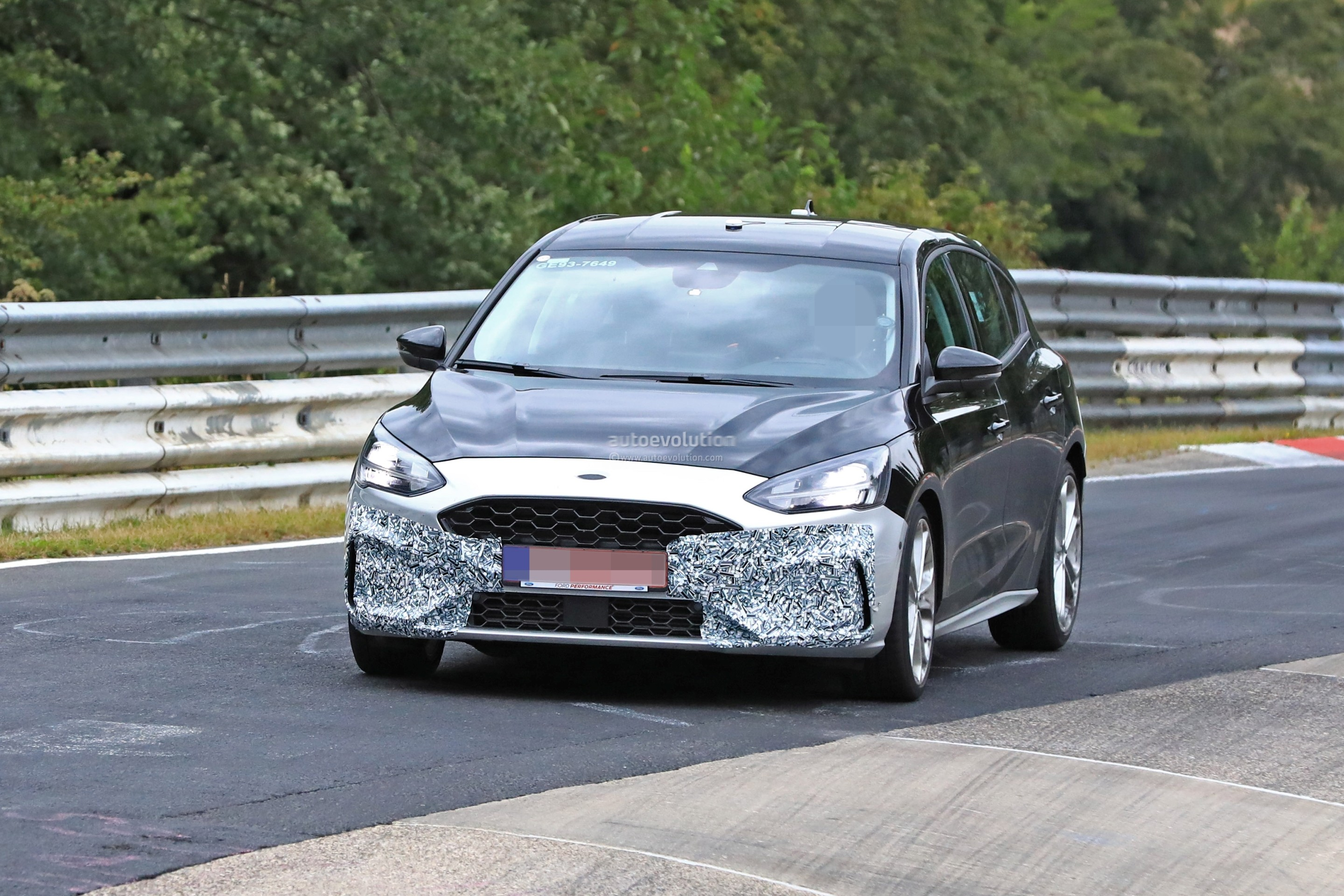 Ford Focus Turbo : new ford focus st hits nurburgring will offer 2 0l turbo and automatic autoevolution ~ Nature-et-papiers.com Idées de Décoration