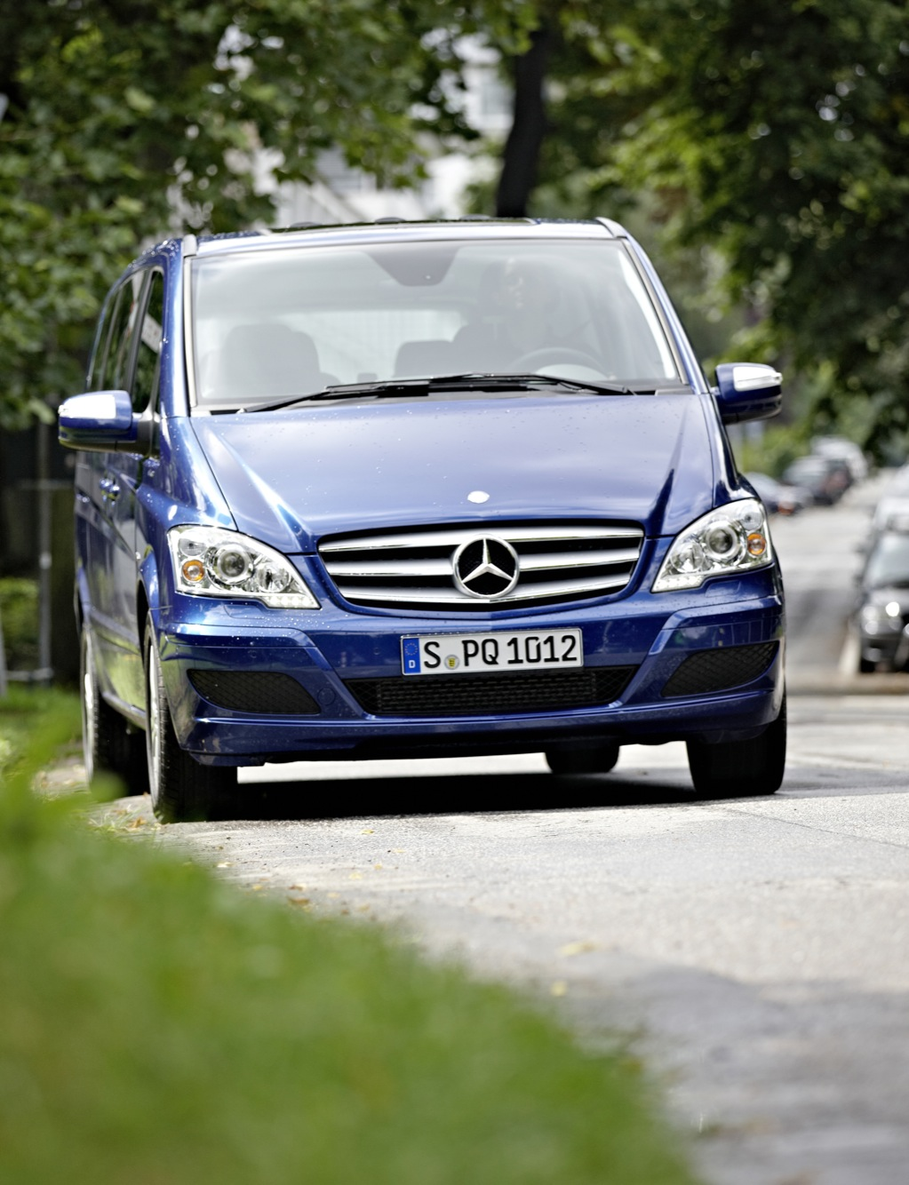 New generation mercedes benz viano picture galore for Mercedes benz viano