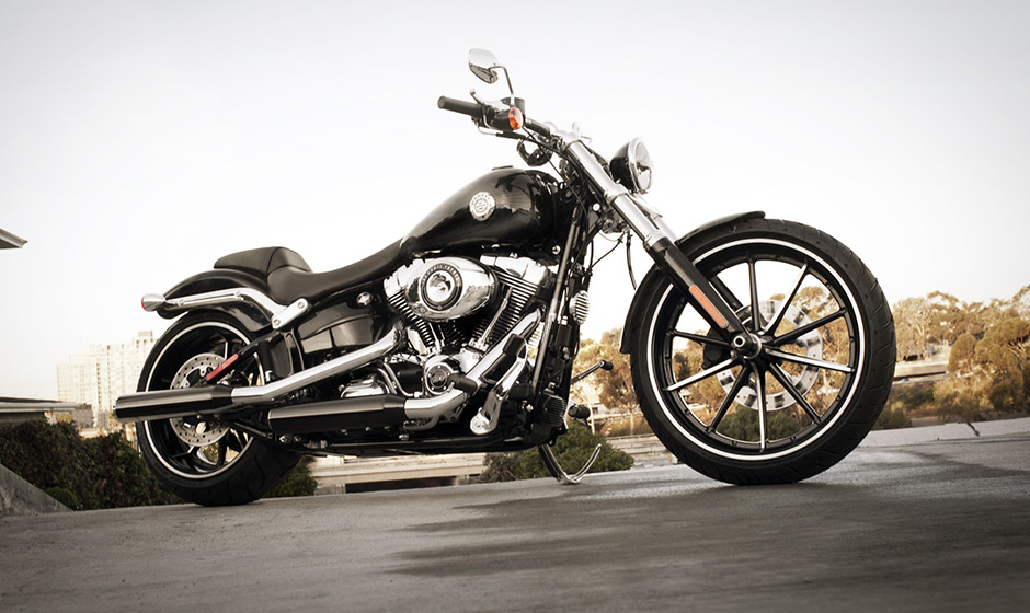 New Harley Davidson Breakout To Be Unveiled In Daytona