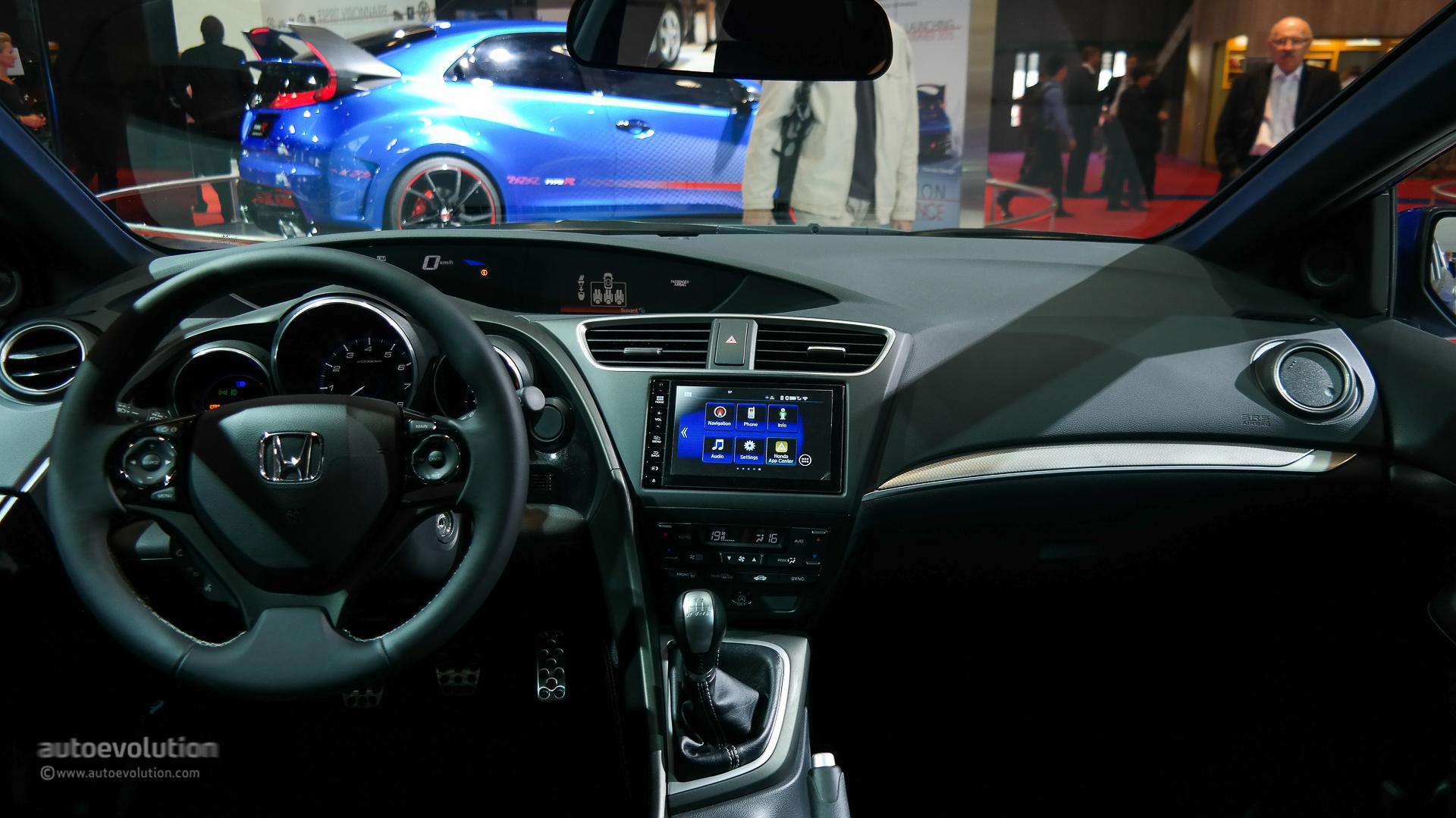 New Honda Jazz 2014 Interior.html | Autos Weblog