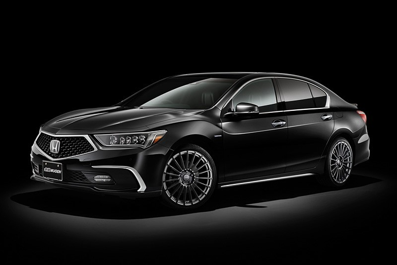 New Honda Legend Debuts In Japan Is The Acura Rlx Autoevolution