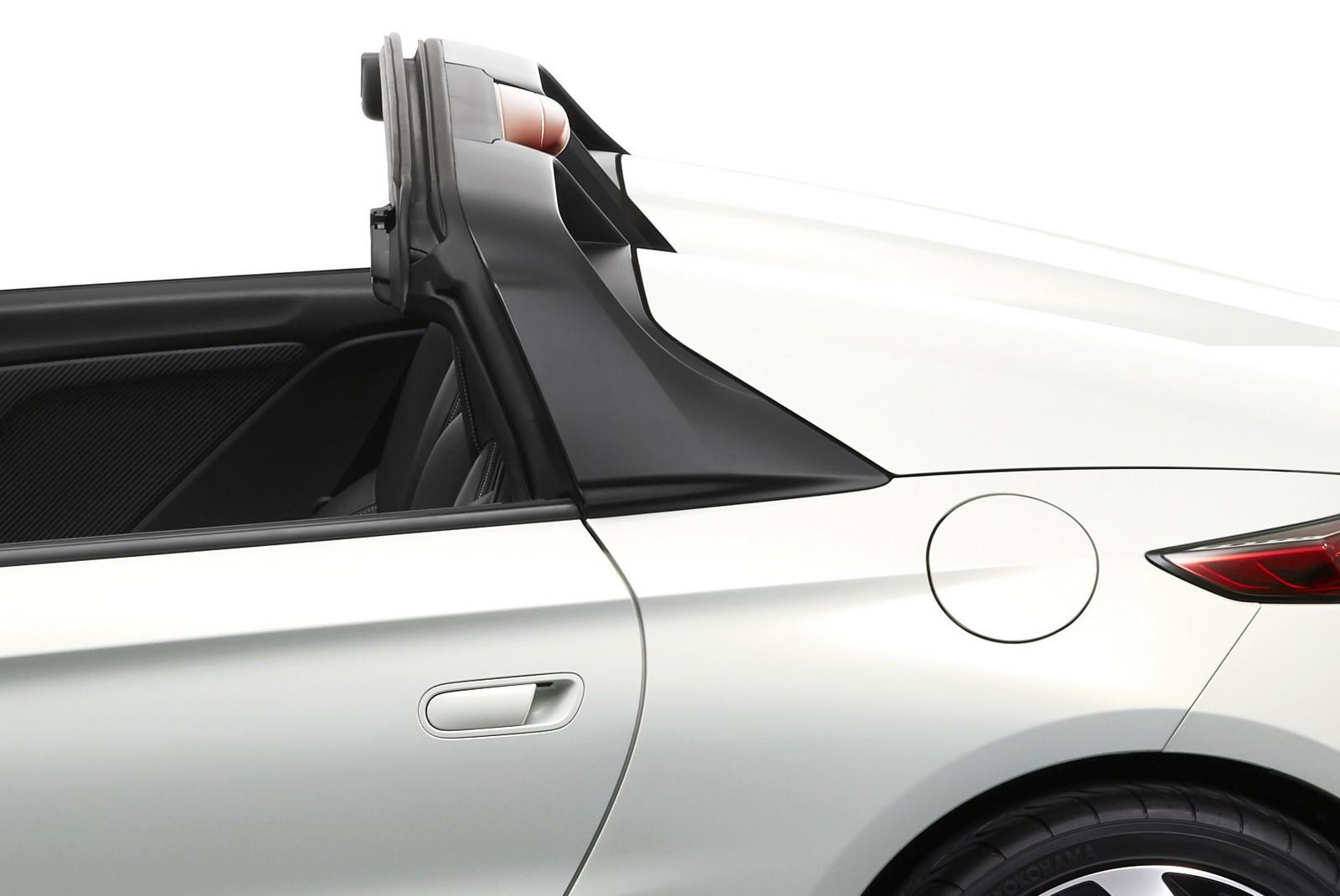 New Honda S660 Photo Gallery Reveals Color Options, S660 Concept Edition - autoevolution