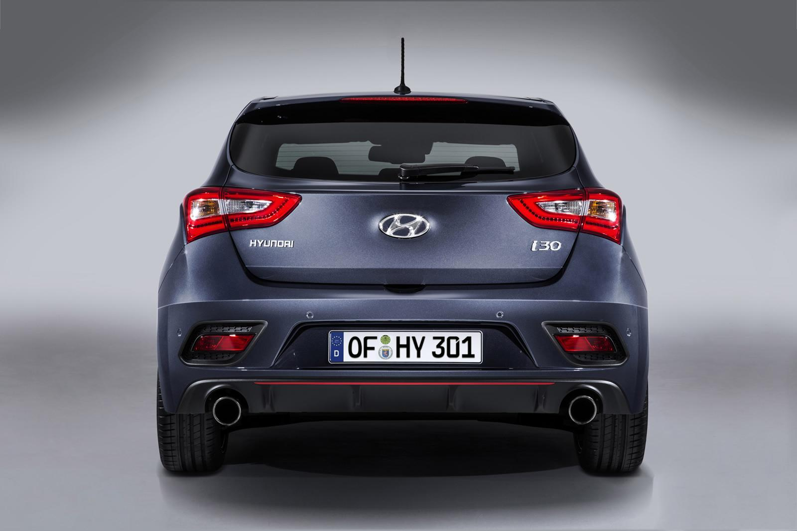 new hyundai i30 turbo launched in the uk with 186 hp engine for 22 495 autoevolution. Black Bedroom Furniture Sets. Home Design Ideas