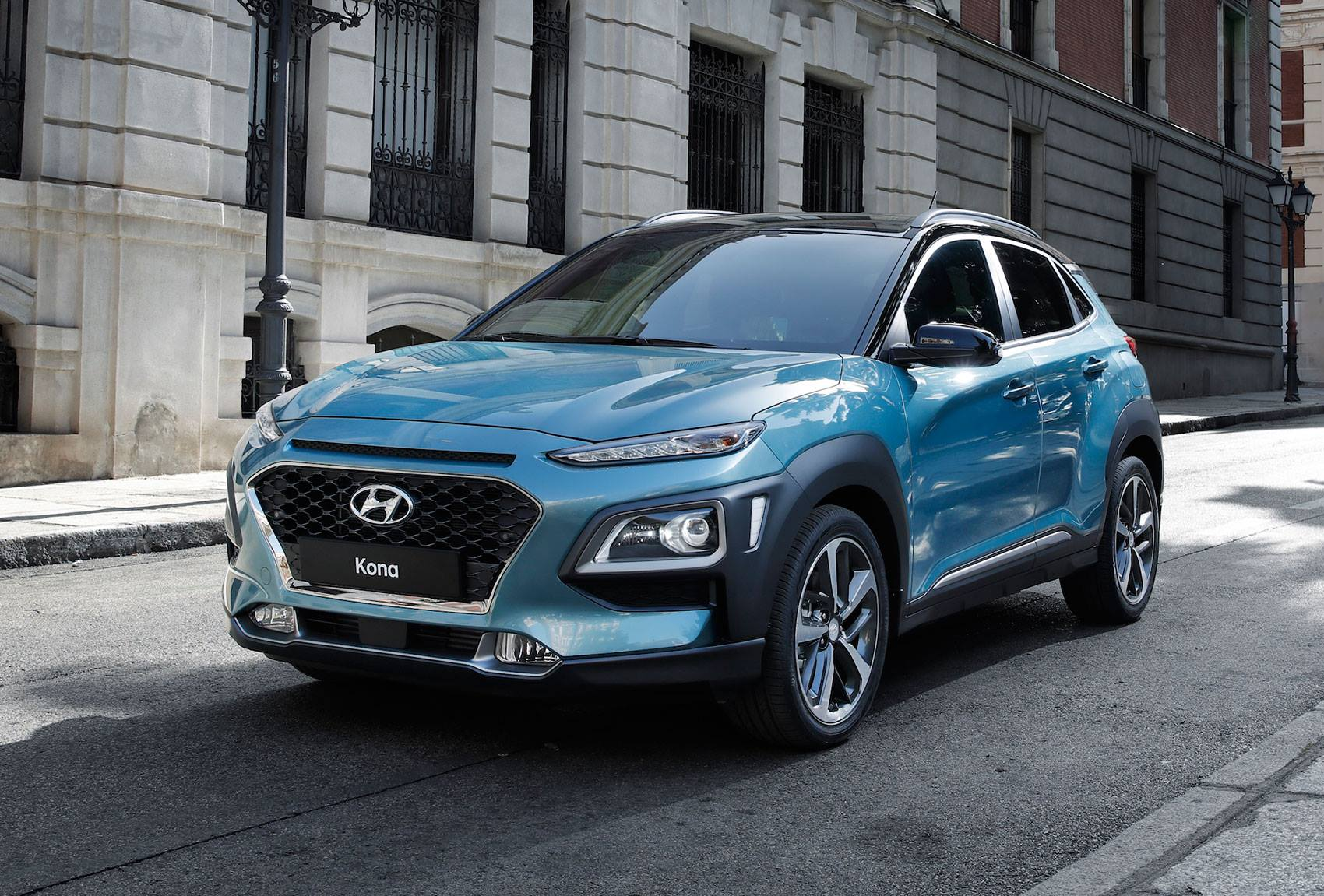 Hyundai Kona Shows Other Crossovers How It's Done At IAA ...