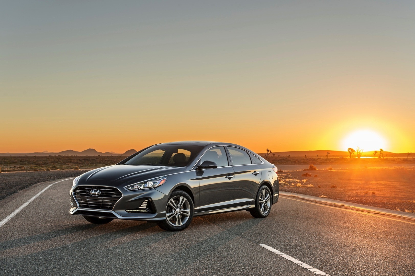 New Hyundai Sonata Hybrid Confirmed To Debut At 2018