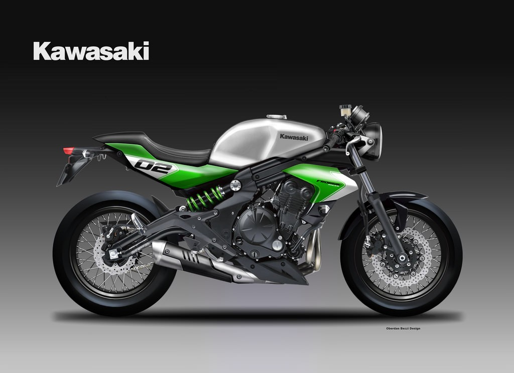 New Kawasaki Er 6 Designs That Would Look Great In Real