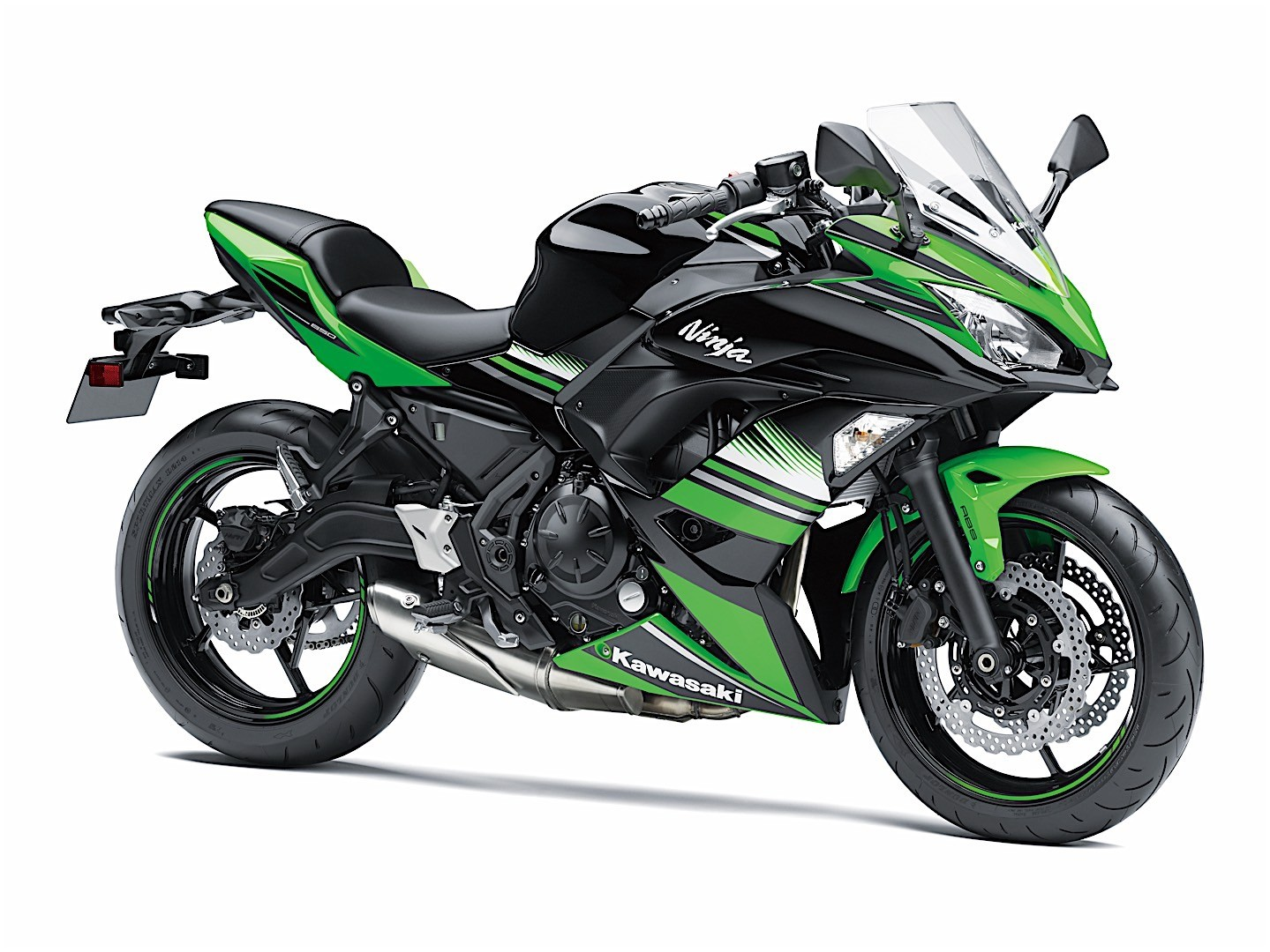 2017 Kawasaki Ninja 650 Revealed At Intermot Autoevolution