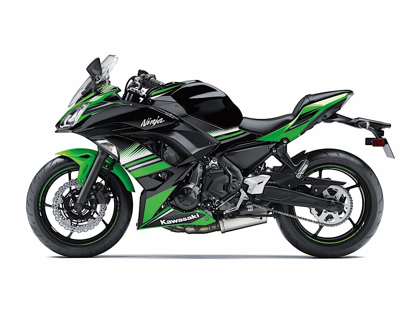 2017 Kawasaki Ninja 650 Revealed at INTERMOT - autoevolution