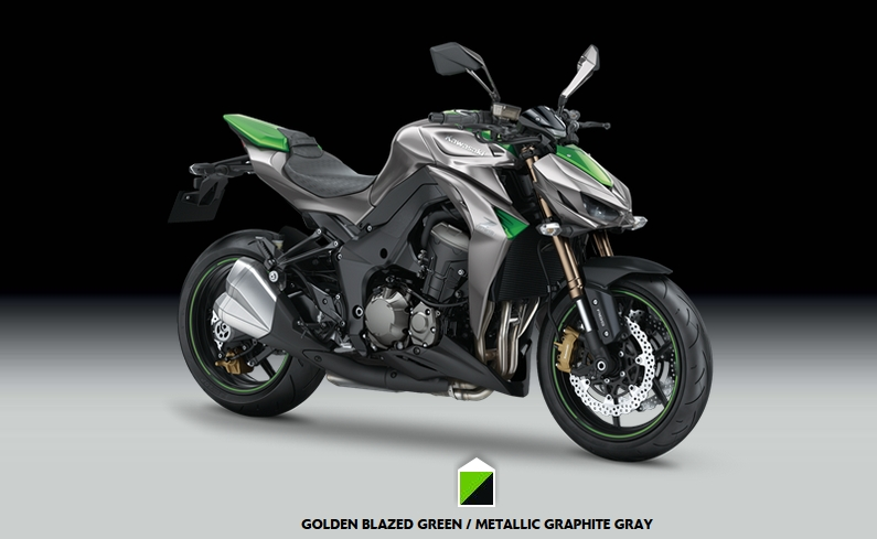 New Kawasaki Z1000 Special Edition Looks Perfect ...