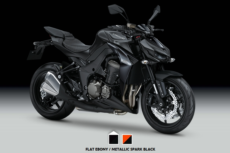 If Anything The New Kawasaki Z1000 Special Edition Is A Bike Which Commands Respect Even When Ignition Off Dropped Very Cool Black And