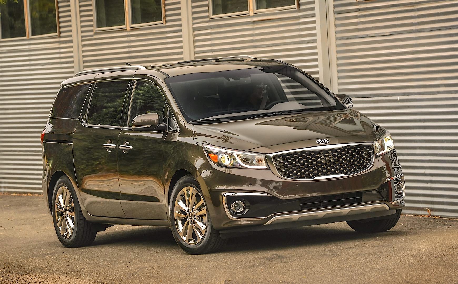 New Kia Sedona Pricing Starts at $26,795 - autoevolution