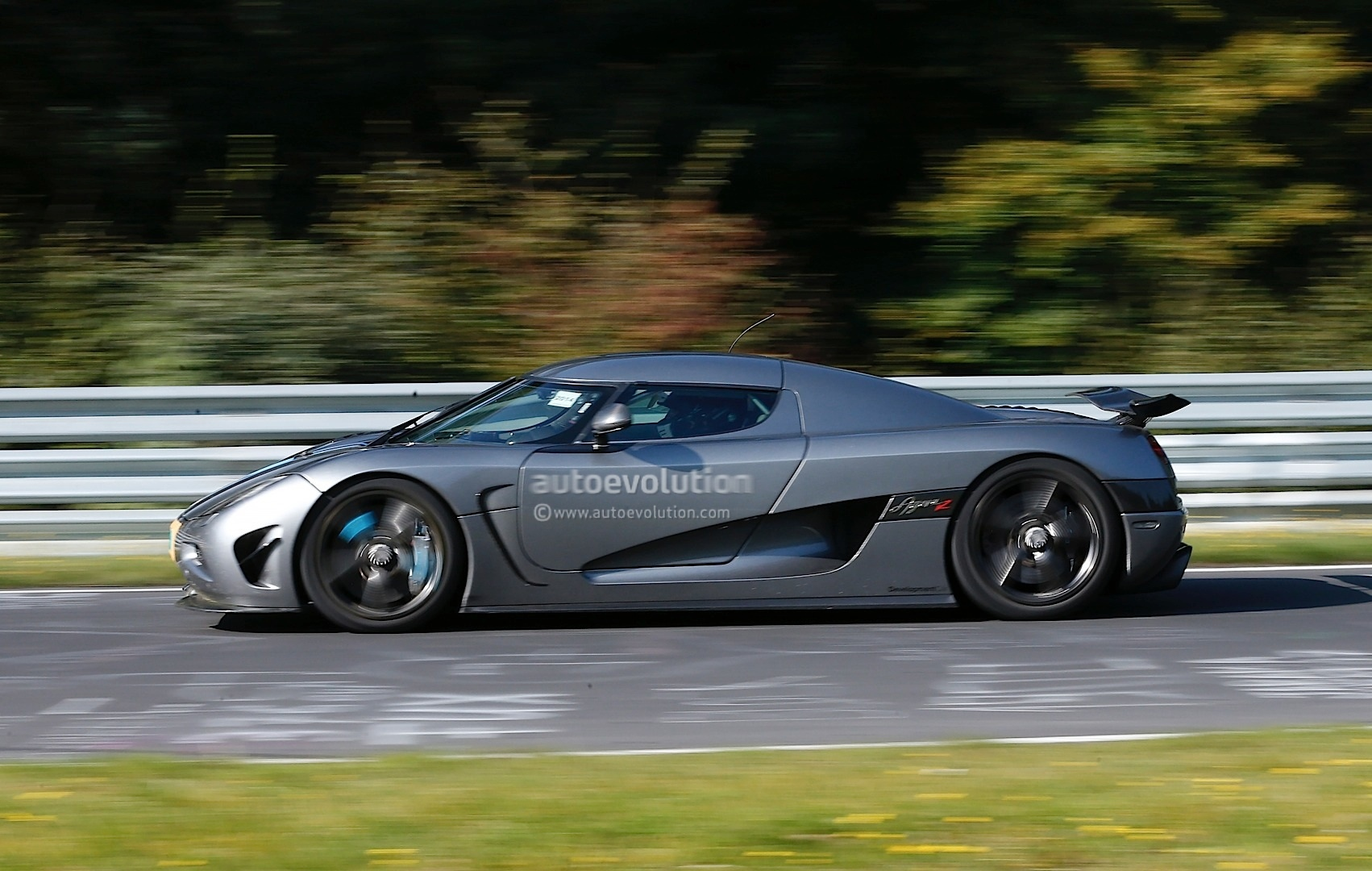 Volkswagen Group Latest Models >> New Koenigsegg Agera Development Car Has Serious Crash on ...