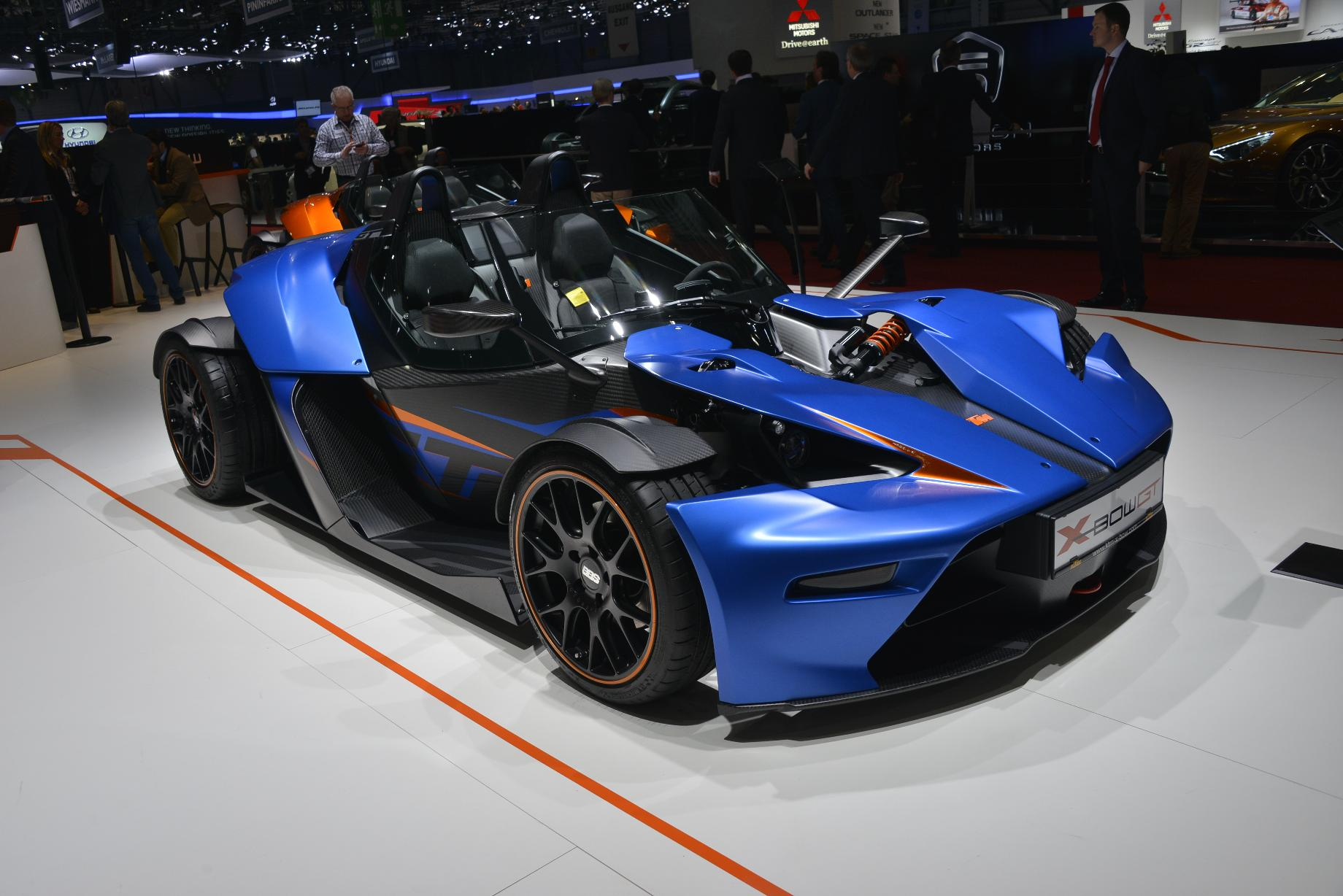 new ktm x bow gt shown in detail at geneva 2013 autoevolution. Black Bedroom Furniture Sets. Home Design Ideas