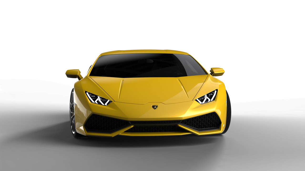 New Lamborghini Huracan Revealed Makes 610 HP  autoevolution