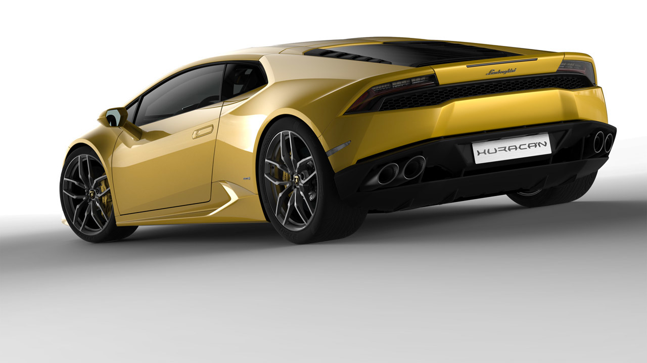 new lamborghini huracan revealed makes 610 hp autoevolution. Black Bedroom Furniture Sets. Home Design Ideas