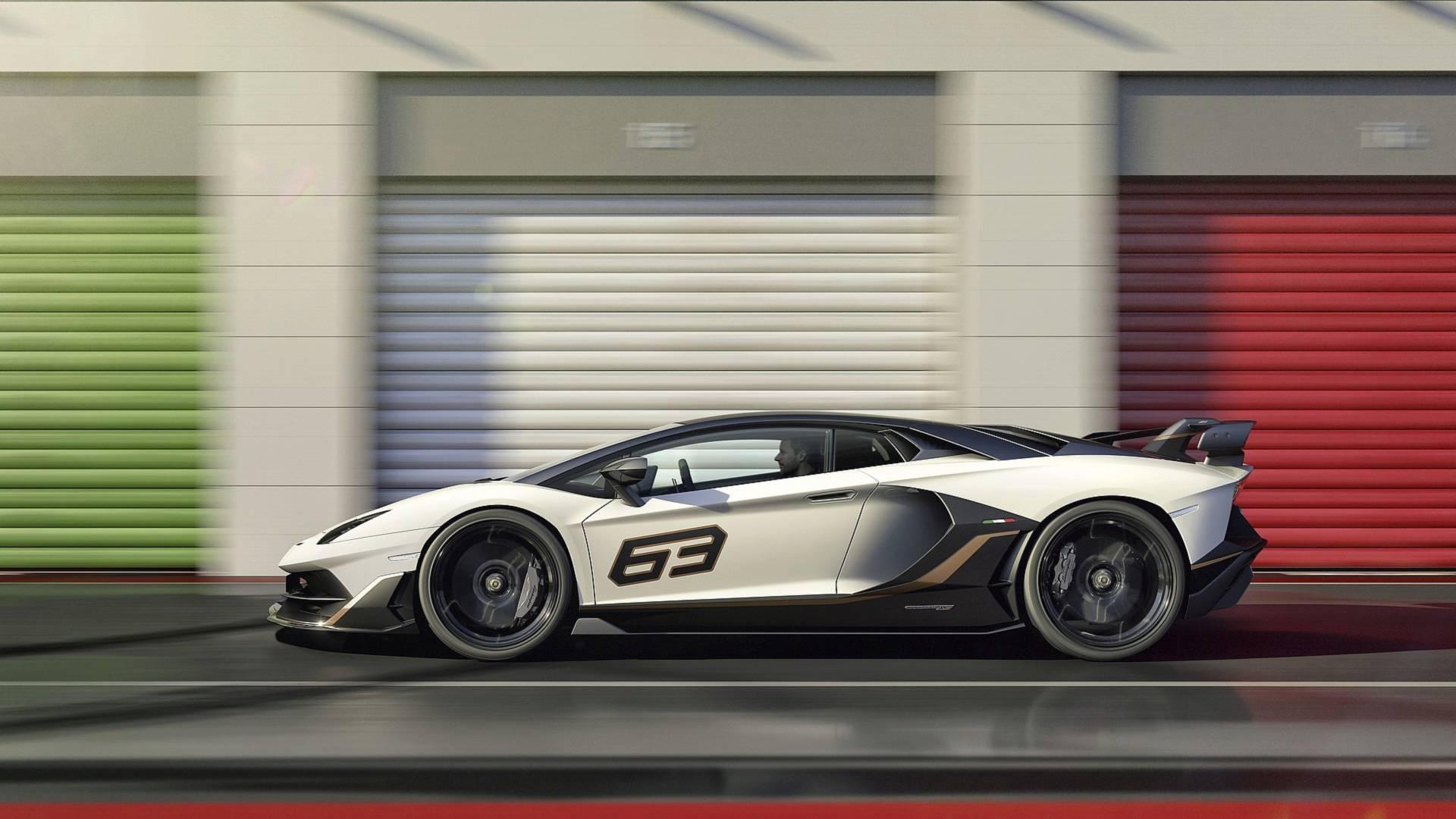 New Lamborghini Model Confirmed, Aventador SVJ Roadster