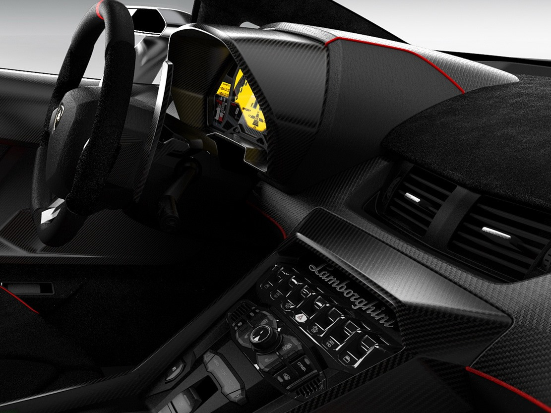 New Lamborghini Veneno Photos Emerge Ahead Of Geneva Debut