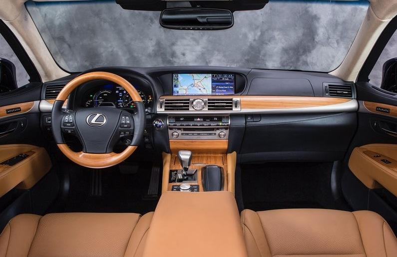 New Lexus LS Isn't All That New. . . - autoevolution