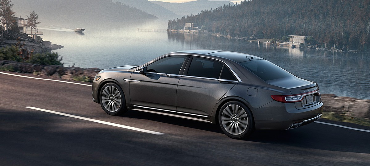 new lincoln continental to get suicide doors autoevolution. Black Bedroom Furniture Sets. Home Design Ideas