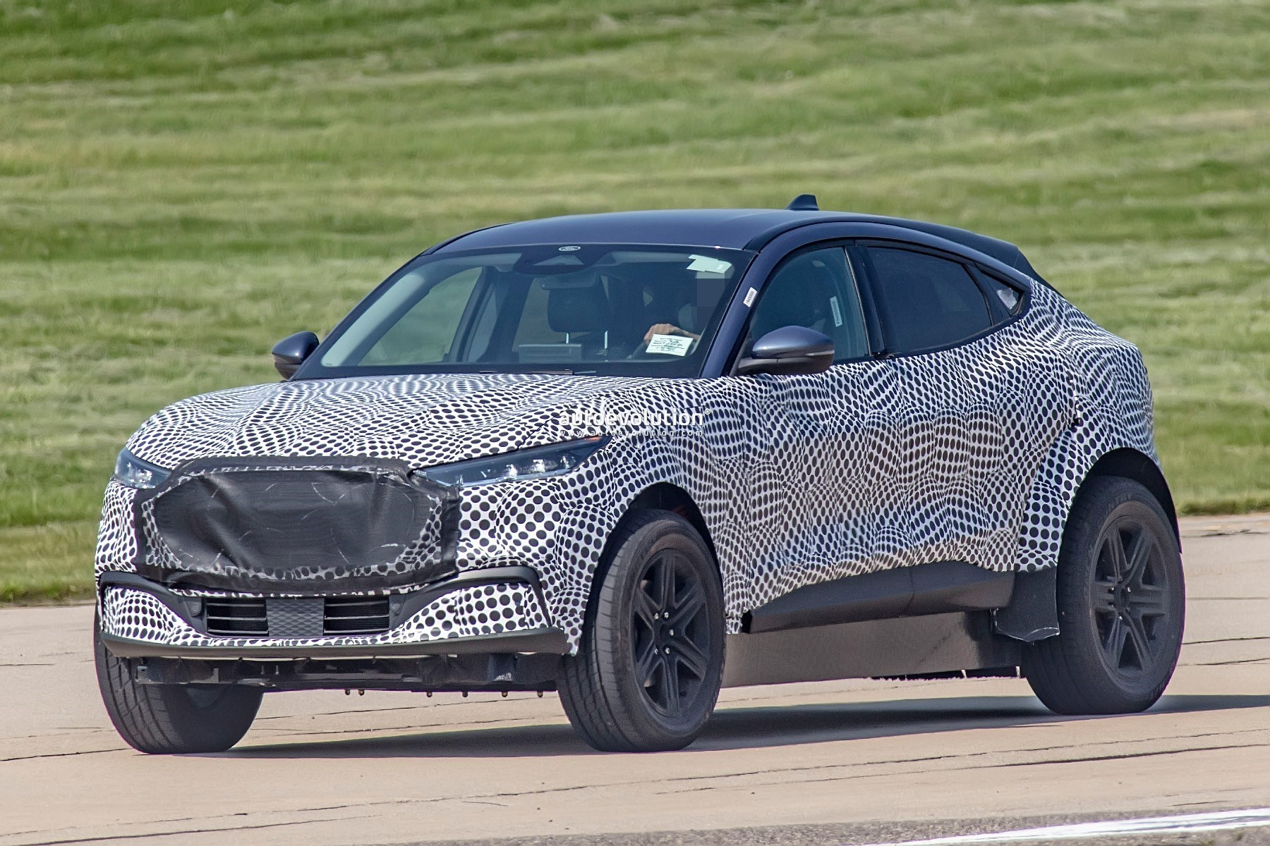 New Lincoln EV Spied Flaunting 2021 Ford Mustang Mach-E Body Panels -  autoevolution