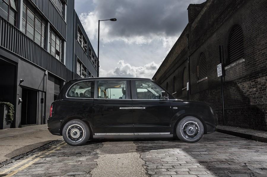 London Taxi Company Levc Logo