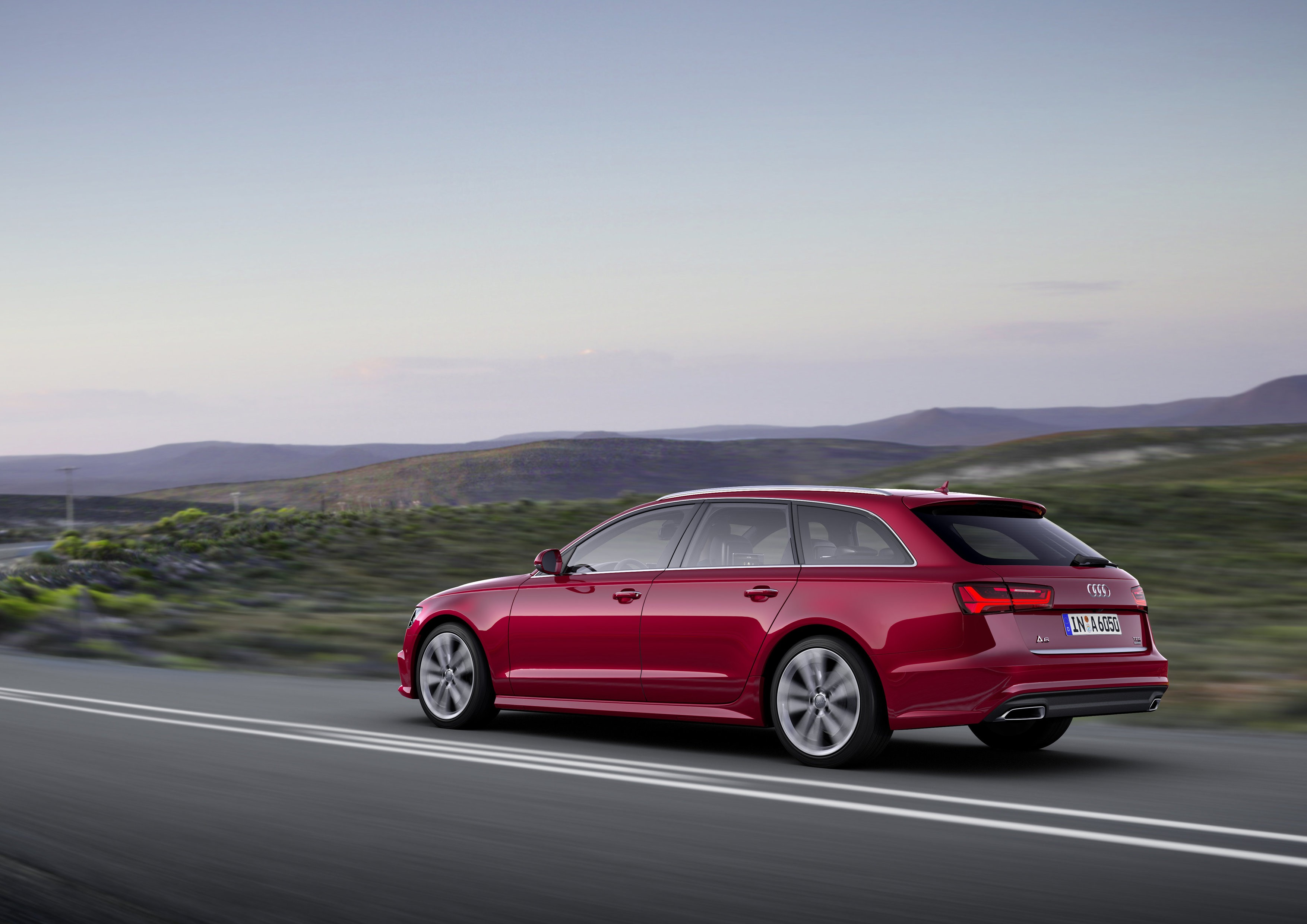 audi facelifts the a6 a6 avant and a7 sportback again. Black Bedroom Furniture Sets. Home Design Ideas