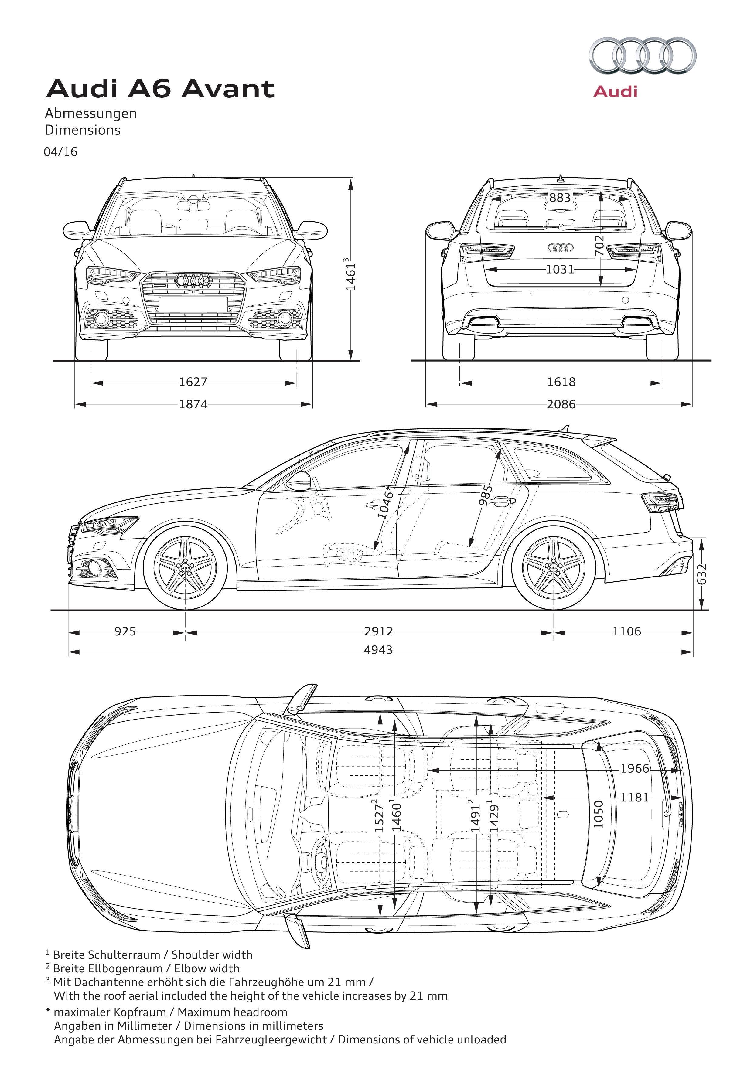 audi facelifts the a6 a6 avant and a7 sportback again autoevolution. Black Bedroom Furniture Sets. Home Design Ideas