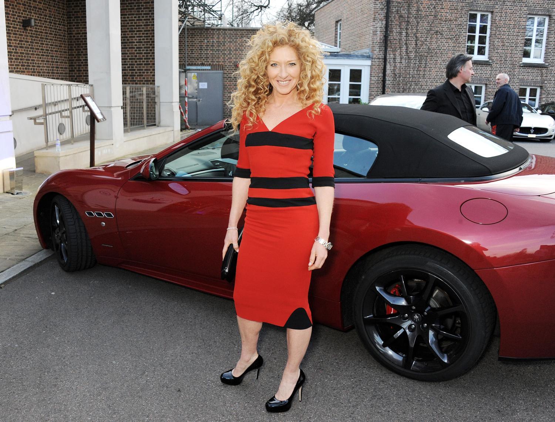 New Maserati Quattroporte Makes UK Debut at London Party - autoevolution
