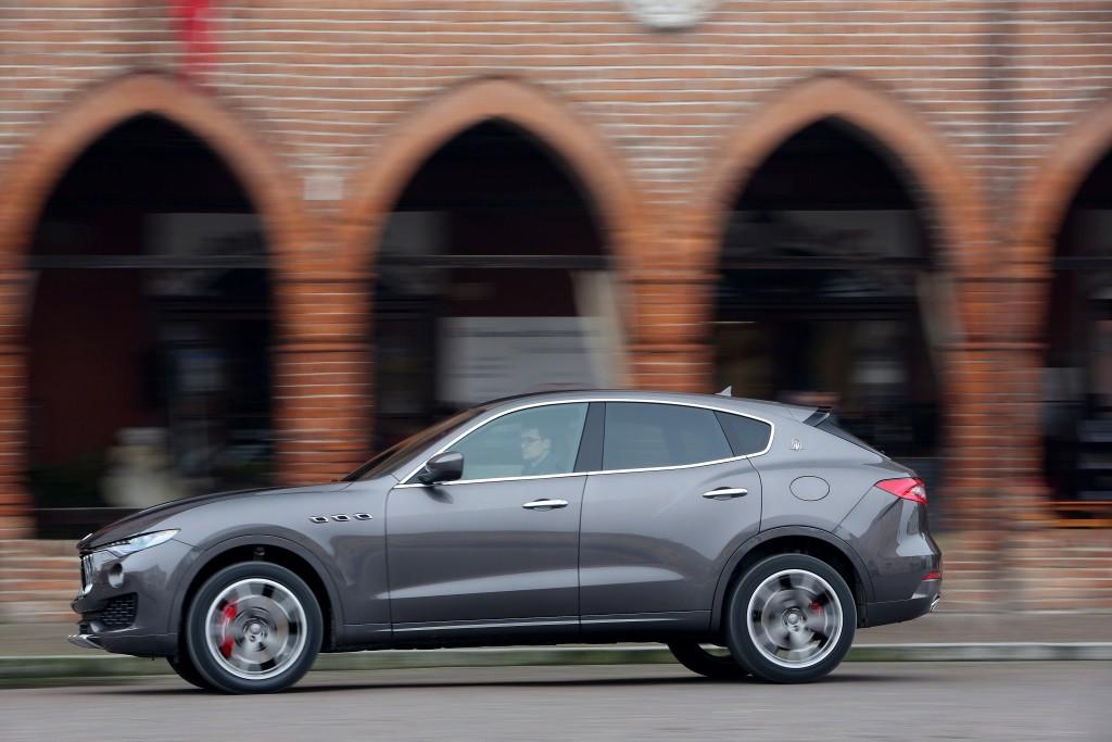 New Maserati Suv Coming By 2020 With Alfa Romeo Underpinnings