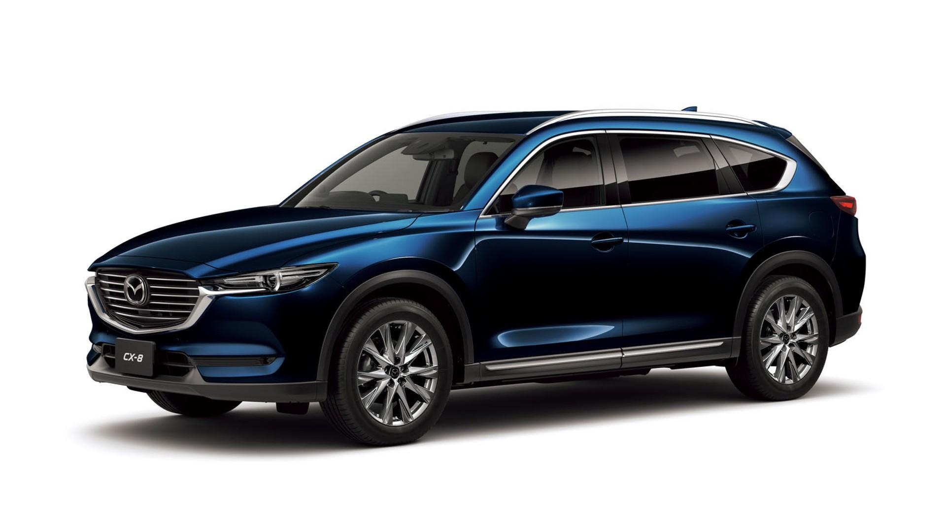 2021 mazda suv will be made in the u s autoevolution. Black Bedroom Furniture Sets. Home Design Ideas