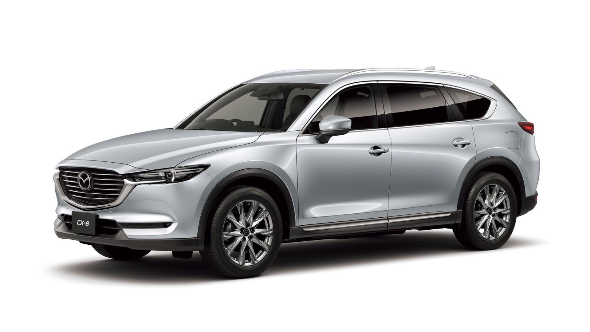 2021 Mazda SUV Will Be Made In The U.S. - autoevolution