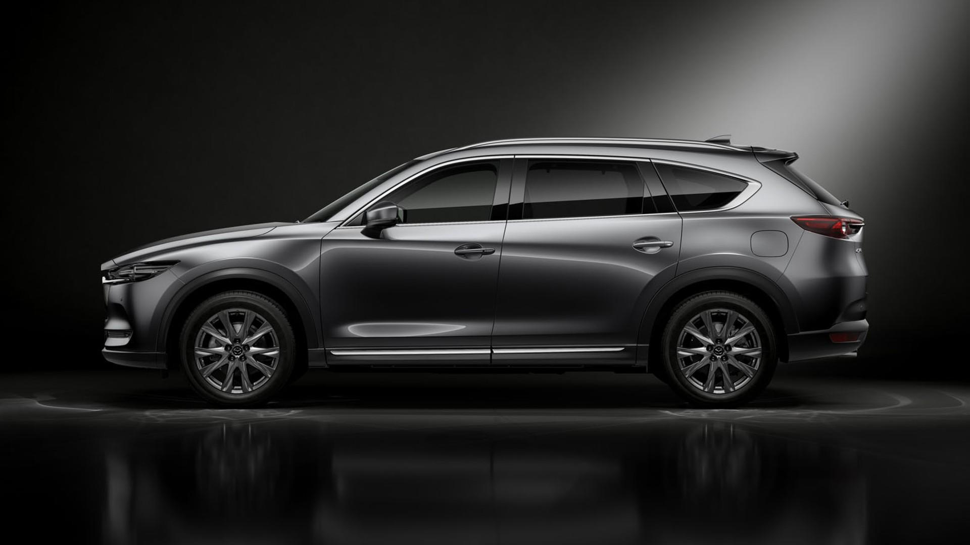 2021 Mazda SUV Will Be Made In The U.S. - autoevolution