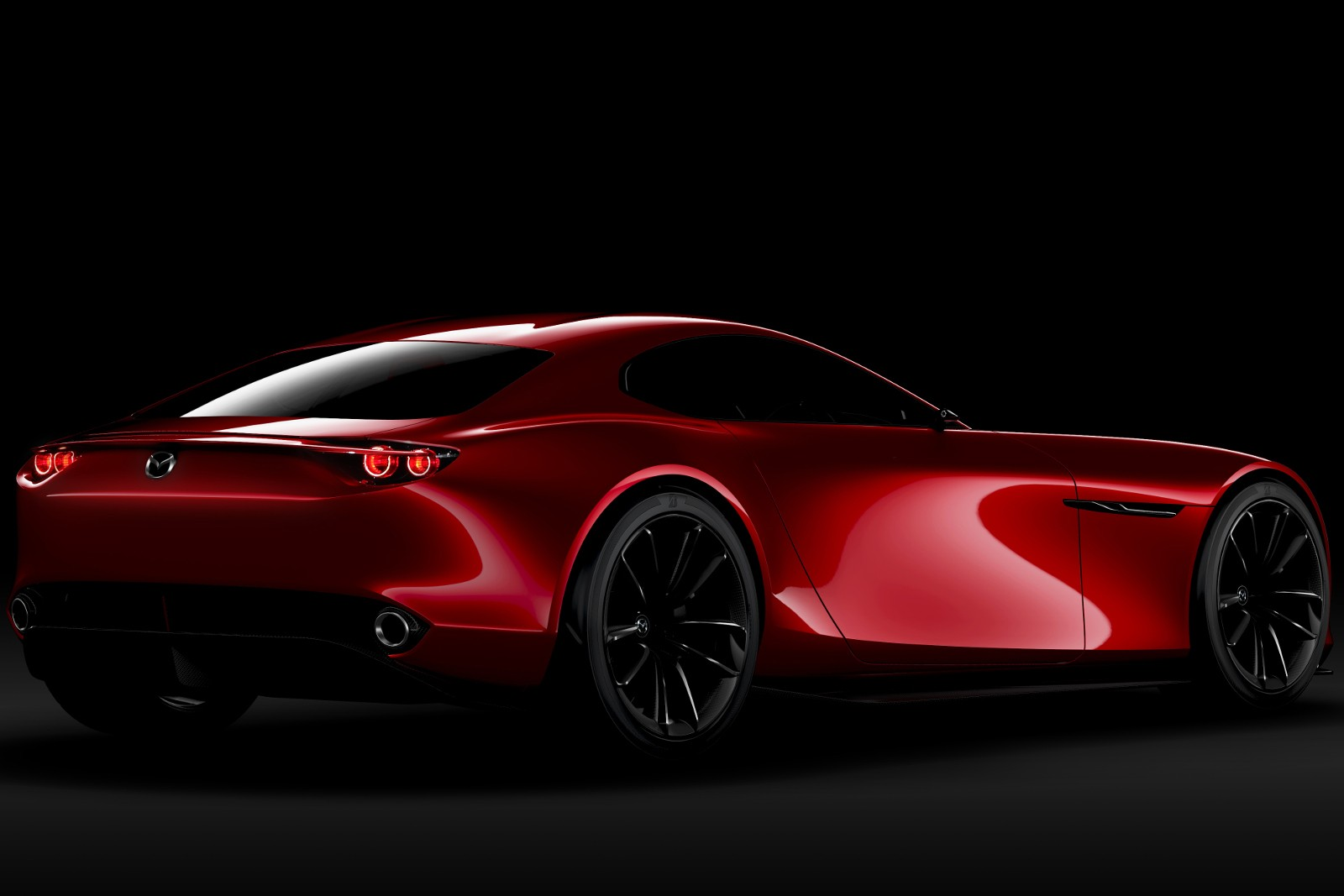 New Mazda Rotary Sports Car Concept Coming To 2017 Tokyo ...