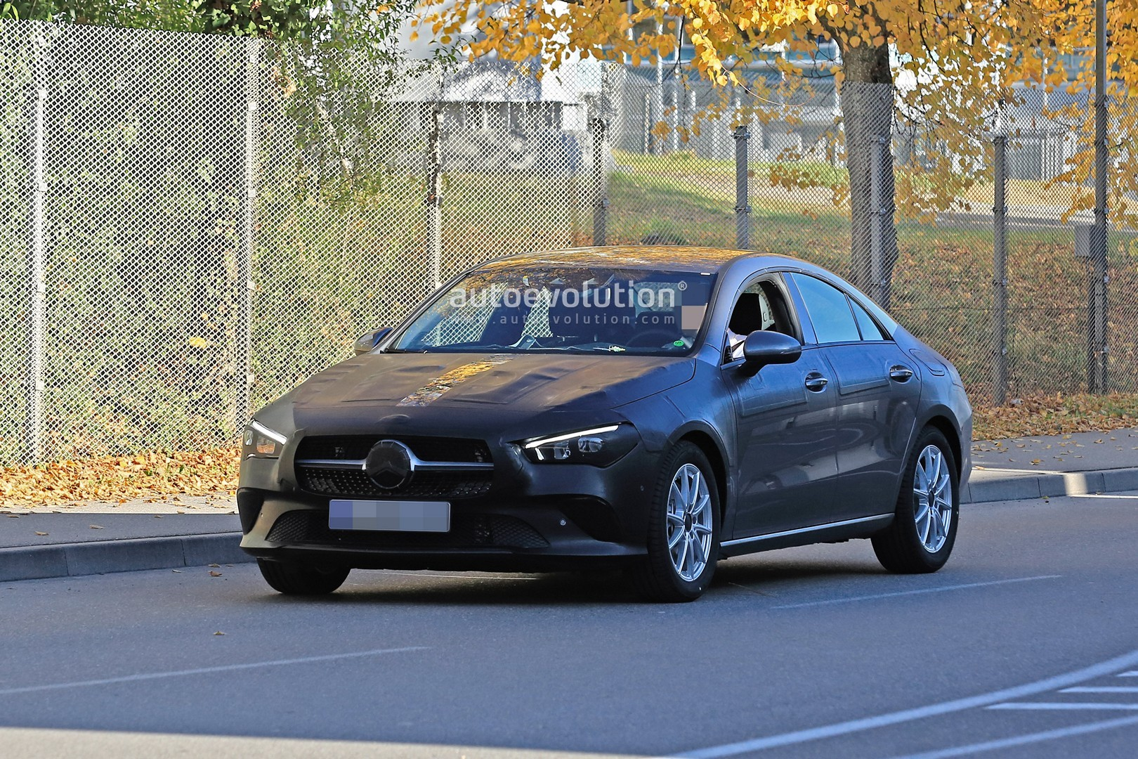 2020 Mercedes-Benz CLA-Class Nearly Revealed by Latest ...