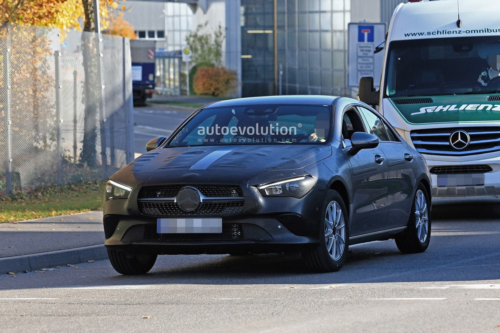 2019 - [Mercedes-Benz] CLA II - Page 4 New-mercedes-benz-cla-class-nearly-revealed-by-latest-spyshots_9