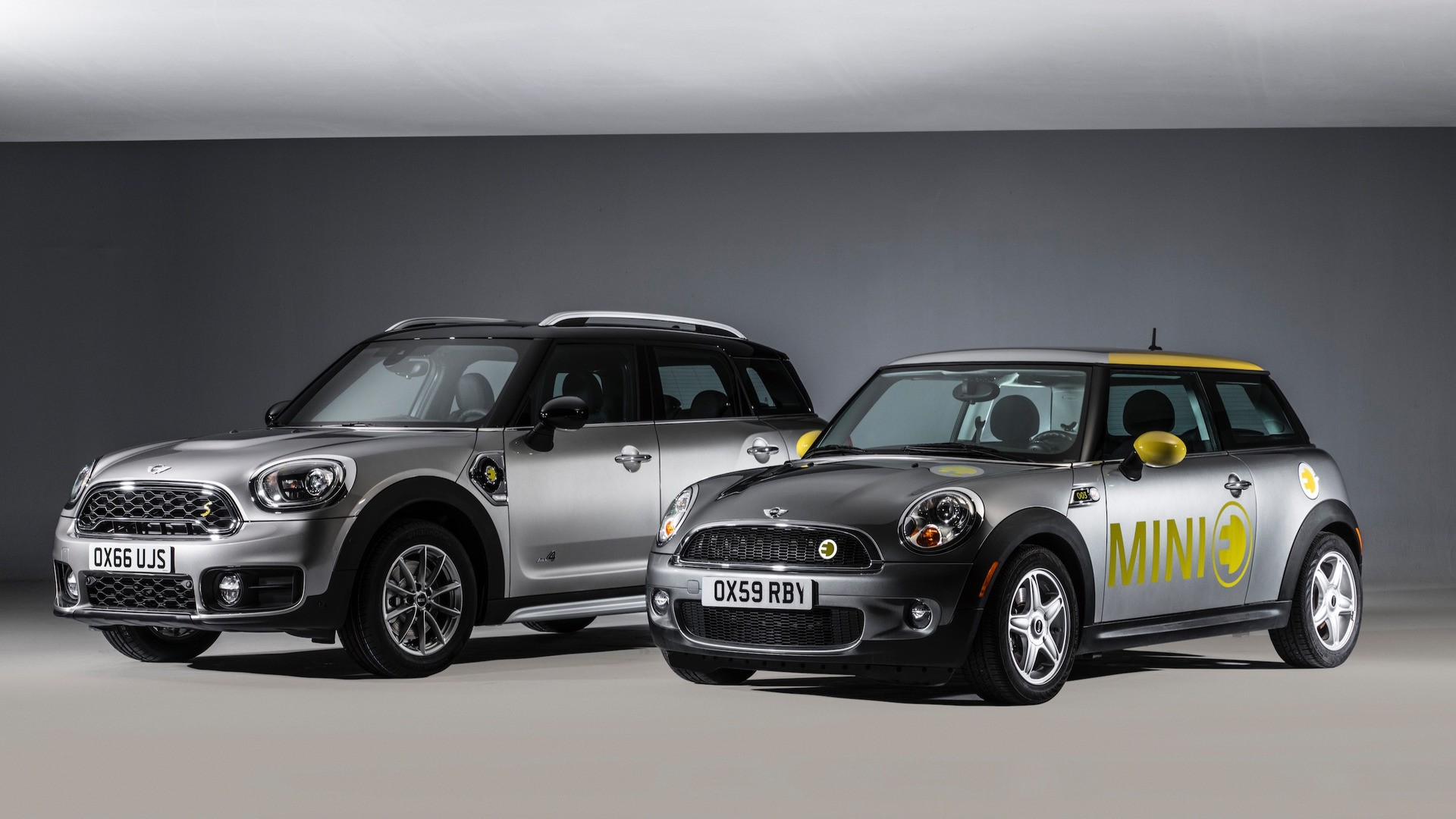 new mini countryman goes plug in with 224 hp all4 hybrid model autoevolution. Black Bedroom Furniture Sets. Home Design Ideas